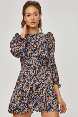 Answear Lab - Šaty dámské viacfarebná M