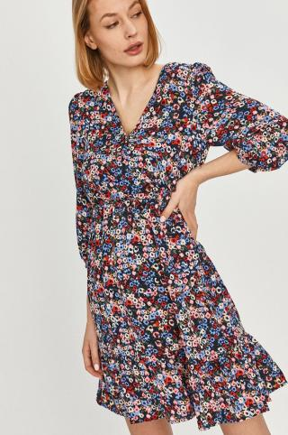 Answear Lab - Šaty dámské viacfarebná S