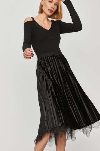 Answear Lab - Sukňa dámské čierna M/L