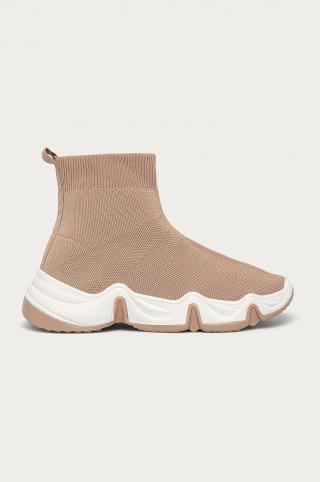 Answear Lab - Topánky dámské béžová 36