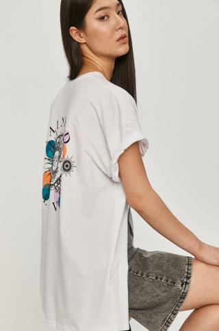 Answear Lab - Tričko dámské biela M