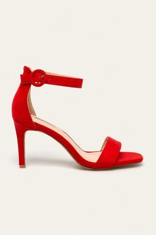 Answear - Sandále Buanarotti dámské červená 36