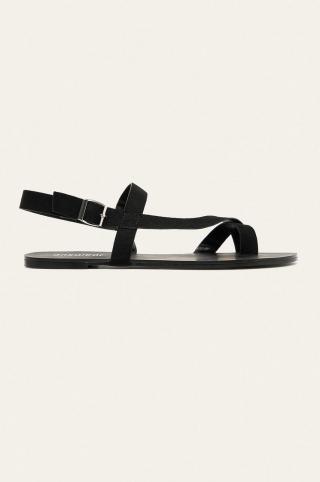 Answear - Sandále dámské čierna 36