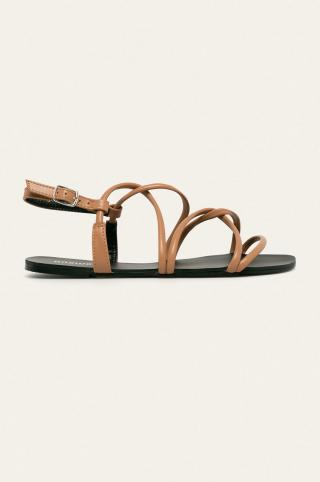 Answear - Sandále dámské hnedá 36