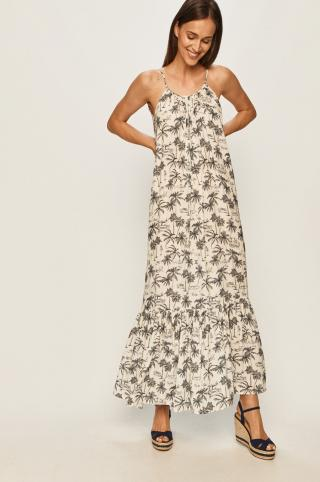 Answear - Šaty dámské biela L