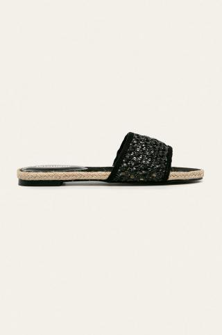 Answear - Šľapky dámské čierna 36