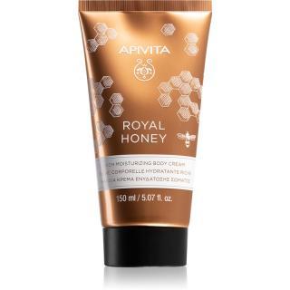 Apivita Royal Honey hydratačný telový krém 150 ml dámské 150 ml