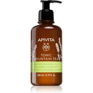 Apivita Tonic Mountain Tea hydratačné telové mlieko 200 ml dámské 200 ml