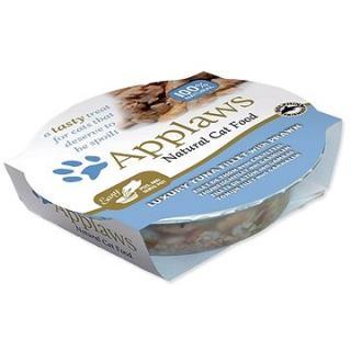 Applaws miska Cat Pot tuniak a krevety 60 g