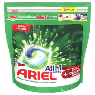 ARIEL All-In-1 PODs Kapsule na pranie  Extra Clean Power, 41 pranie