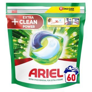 ARIEL Allin1 Extra clean gélové kapsuly na pranie 60 pd