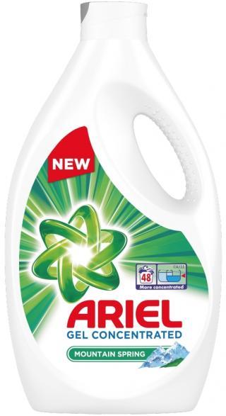 ARIEL Mountain Spring 2,64 L  - prací gél