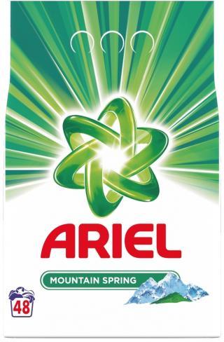 ARIEL Mountain Spring 3,6 kg  – prací prášok