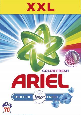 ARIEL Touch of Lenor 5,25 kg  – prací prášok
