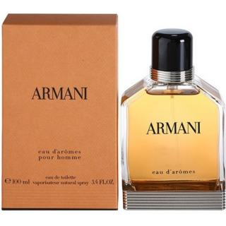 Armani Armani Eau D´Arômes Pour Homme - toaletná voda s rozprašovačom 100 ml