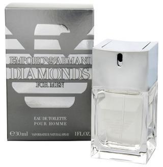 Armani Emporio Armani Diamonds For Men - EDT 75 ml pánské