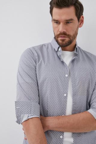 Armani Exchange - Košeľa pánské biela S