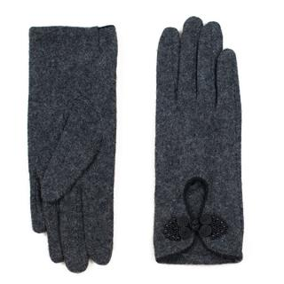 Art of Polo Dámske rukavice rk18305.1 dámské sivá