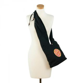 Art Of Polo Womans Bag Tr15124 Black/Yellow dámské dwukolorowy One size