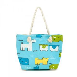 Art Of Polo Womans Bag Tr15136 dámské Light Blue Suitable for A4 size