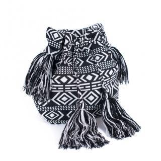 Art Of Polo Womans Bag Tr18192 Black/White dámské dwukolorowy One size