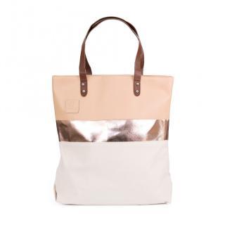 Art Of Polo Womans Bag Tr18232 dámské Light Brown Suitable for A4 size
