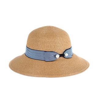 Art Of Polo Womans Hat Cz20147-2 dámské Dark Beige One size