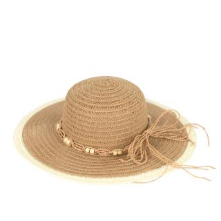 Art Of Polo Womans Hat Cz20151-2 dámské Dark Beige One size