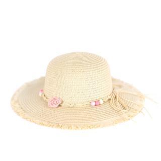 Art Of Polo Womans Hat Cz20154-1 dámské Light Beige One size