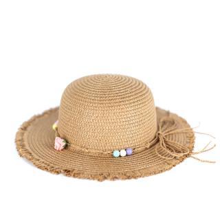 Art Of Polo Womans Hat Cz20154-2 dámské Dark Beige One size
