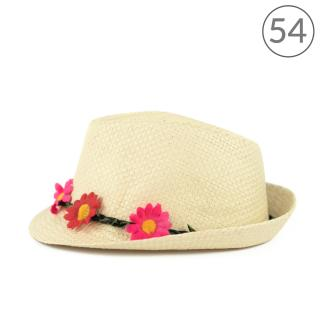 Art Of Polo Womans Hat Cz20192-2 dámské Ecru 54