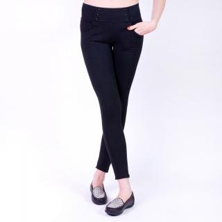 Art Of Polo Womans Leggings sk14157 dámské Black One size