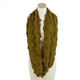 Art Of Polo Womans Scarf sz13050 Olive dámské Green One size