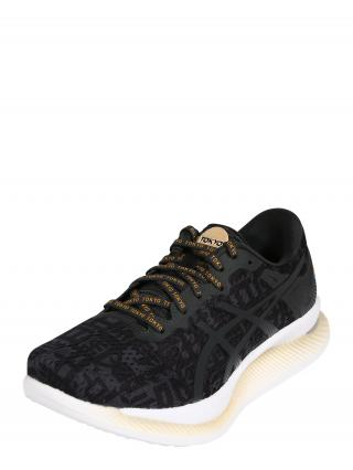 ASICS Športová obuv Glideride  sivá / čierna dámské 39,5