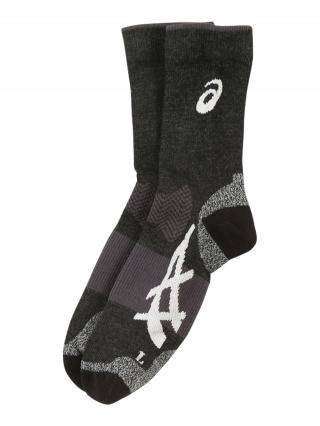 ASICS Športové ponožky  tmavosivá / čierna / biela pánské I