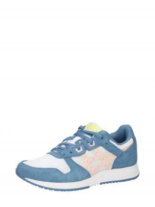 ASICS SportStyle Nízke tenisky Lyte Classic  biela / dymovo modrá / pastelovo žltá / pastelovo ružová dámské 40