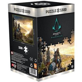 Assassins Creed Valhalla: England Vista – Good Loot Puzzle