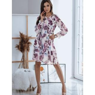 ASTER white dress EY1499 dámské Neurčeno One size