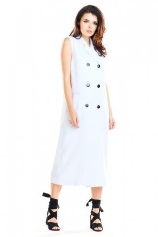 Awama Womans Vest A279 dámské White S