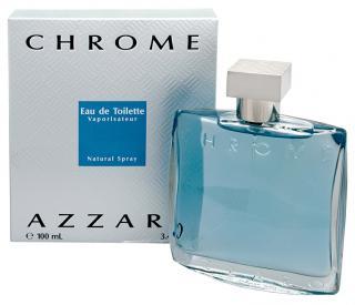 Azzaro Chrome - EDT 200 ml pánské