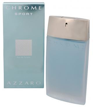 Azzaro Chrome Sport - EDT 100 ml pánské
