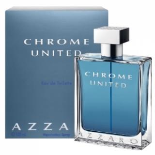 Azzaro Chrome United - EDT 200 ml pánské