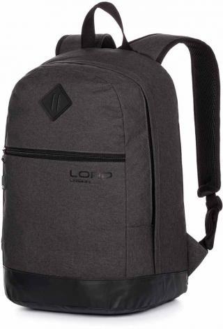 Backpack LOAP RONDO čierná 22 L