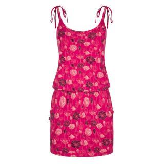 BAJA womens dress pink dámské růžová XS