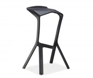 Barová židle Astin Black