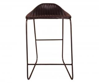 Barová židle Černá