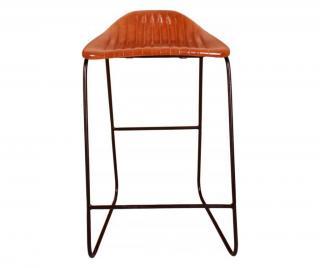 Barová židle Hnědá