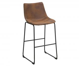 Barová židle Metropolitan Touch Hnědá