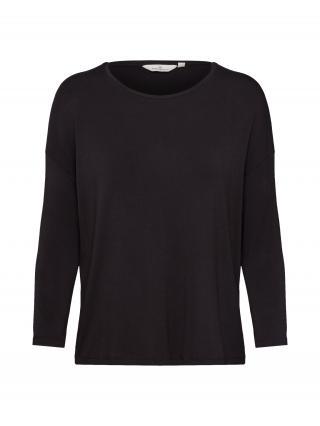 basic apparel Tričko Joline LS  čierna dámské M