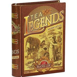 BASILUR Book Legends Ancient Ceylon plech 100g